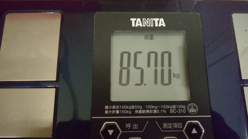 41歳おっさんが糖質制限ダイエットを始めました。1日目。もうだめっぽい