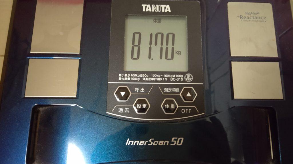 41歳おっさんが糖質制限ダイエットを始めました。14日目。2週間継続達成!