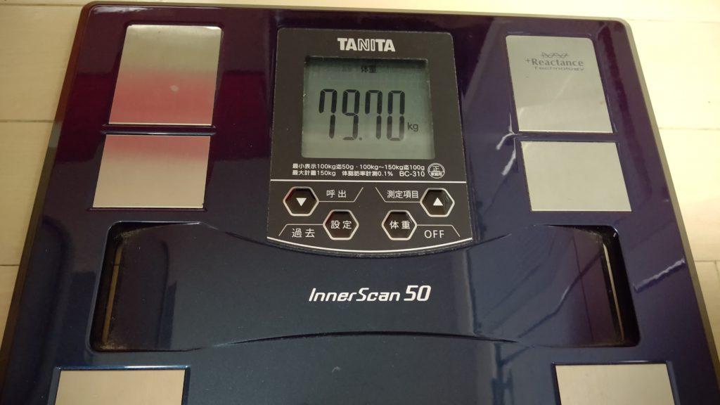 41歳おっさんが糖質制限ダイエットを始めました。26日目。ついにキタ~~!