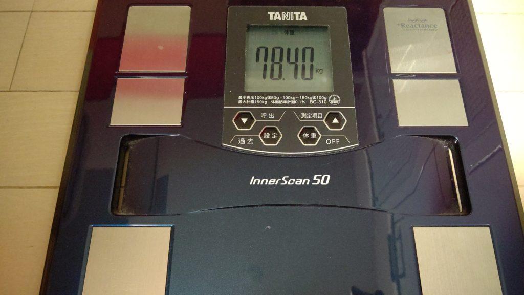 41歳おっさんが糖質制限ダイエットを始めました。38日目。連日の記録更新なんてどーしちゃったの?!