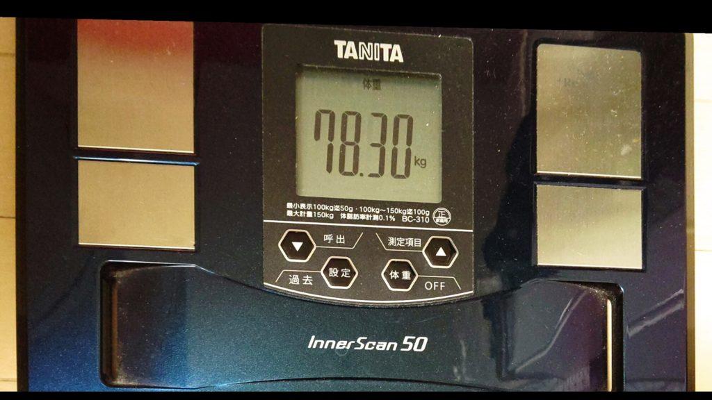 41歳おっさんが糖質制限ダイエットを始めました。52日目。さぁさぁ寒くなってきましたよ!